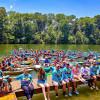 Kayak Fishing With Christ