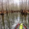 North Louisiana Kayak Fishing