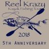 Reel Krazy Kayak Fishing Tour